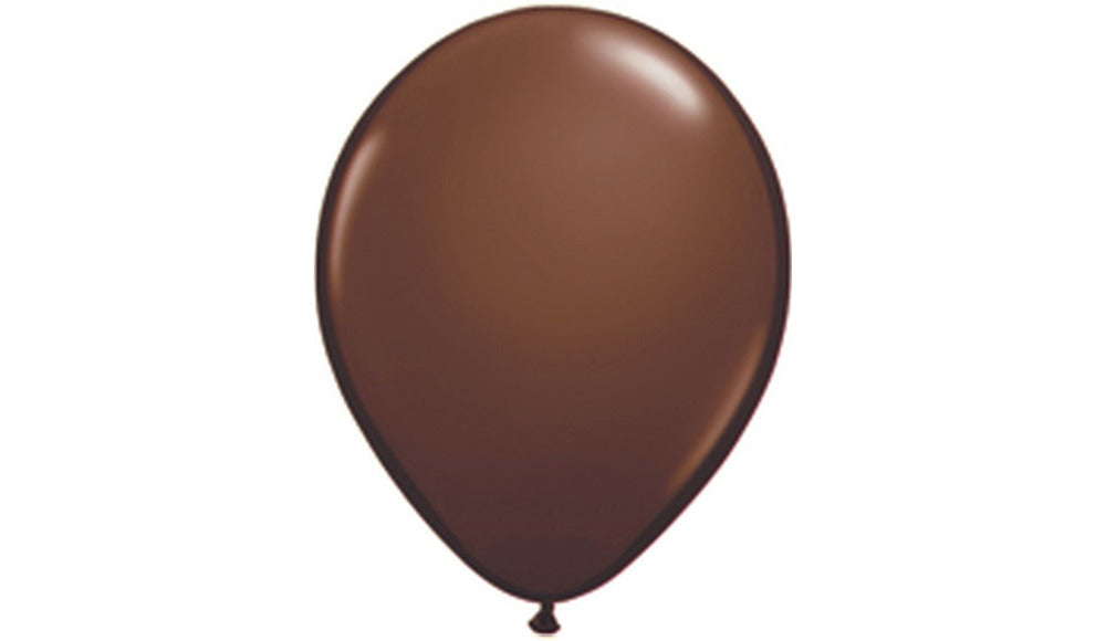 Brown-  Helium Inflated - Balloon Express