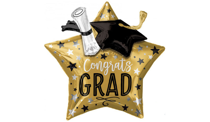 Congrats Grad Super Shape