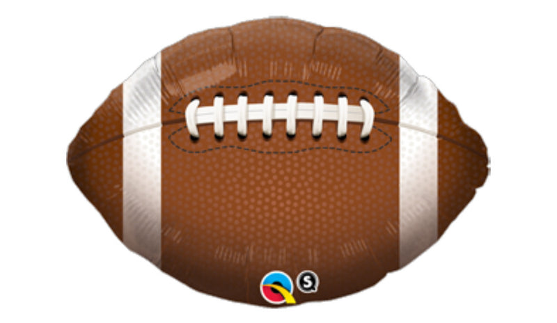 Football super shape with helium - Balloon Express