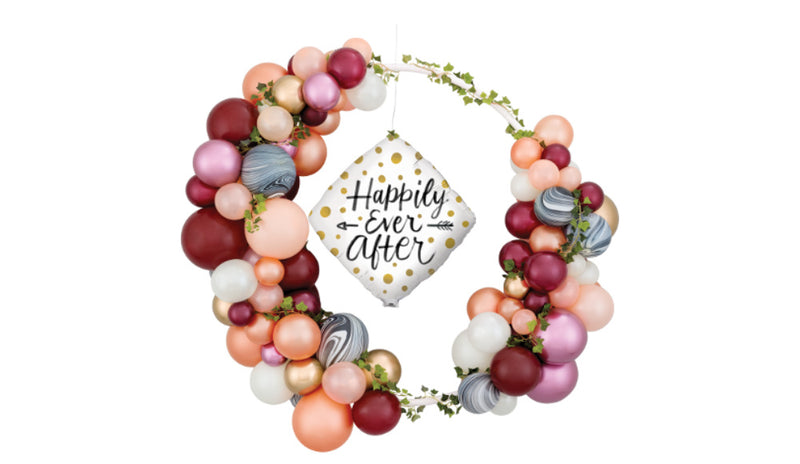 Organic Wreaths - Balloon Express