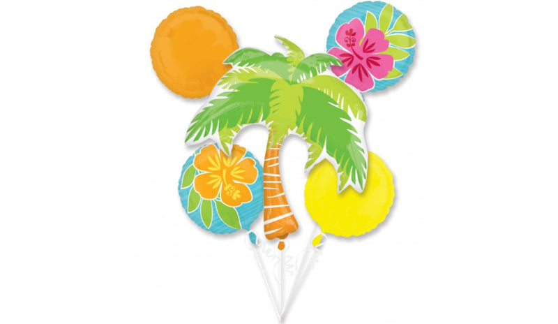 Hawaiian Bouquet - Balloon Express