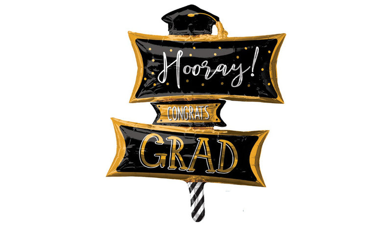 Super Shape Grad Sign