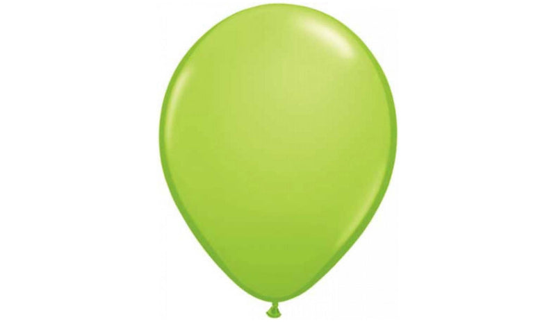 Lime Green- Helium Inflated - Balloon Express