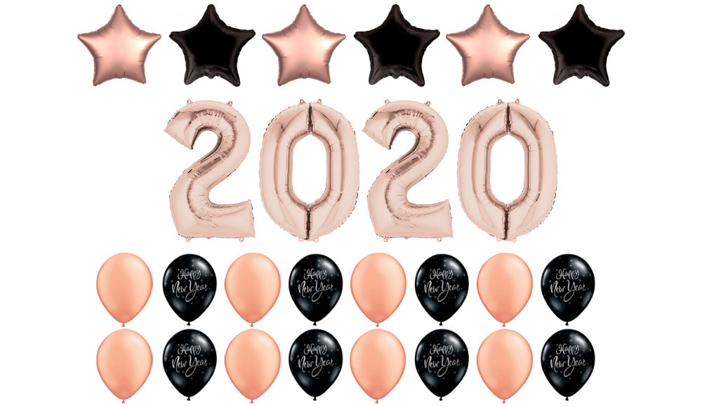 2020 New Year Rose Gold Package