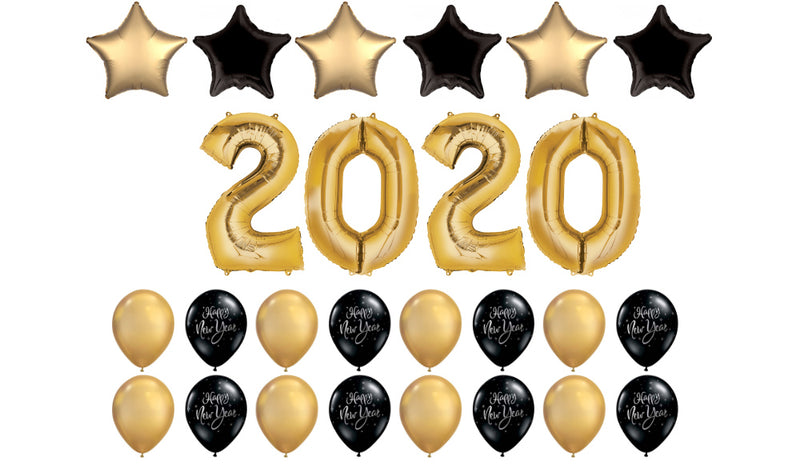 2020 New Year Gold Package