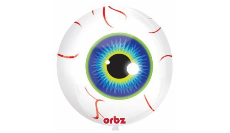Orbz Foil Balloon - Eyeball - Balloon Express