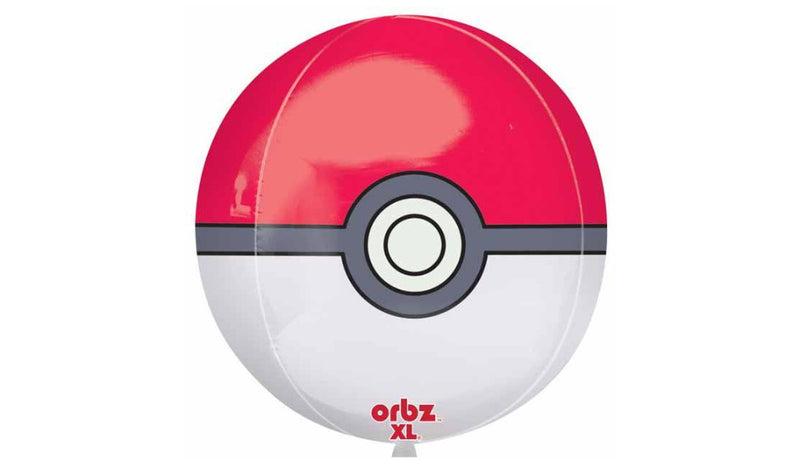 Orbz Foil Balloon - Pokemon - Balloon Express