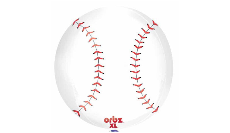 Orbz Fol Balloon - Baseball - Balloon Express