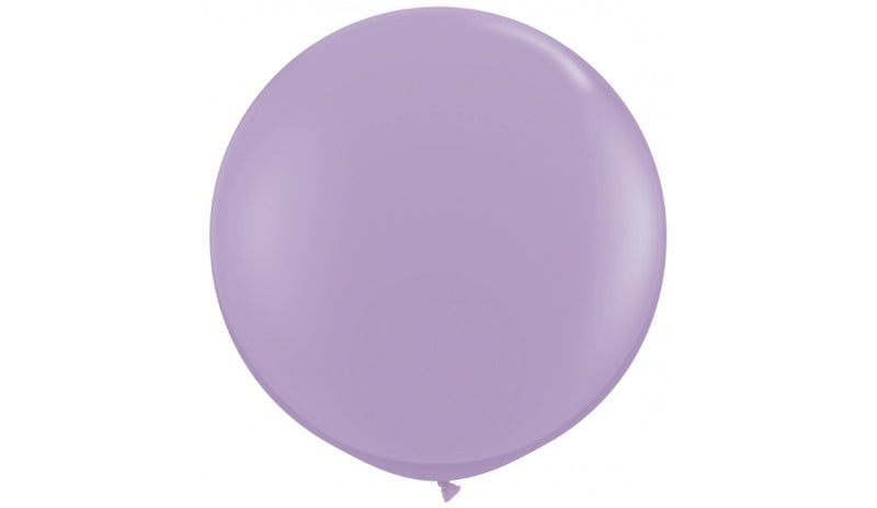 "24"" & 30"" Pastel Coloured Balloons"