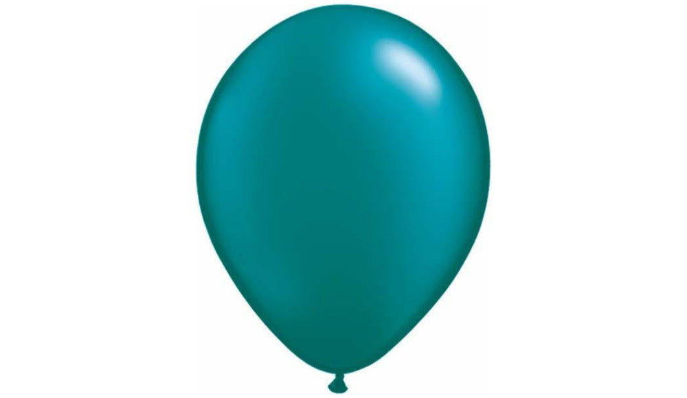 Teal -Helium Inflated - Balloon Express
