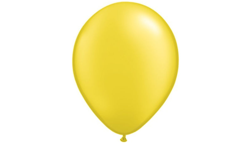 Pearl Yellow - Helium Inflated
