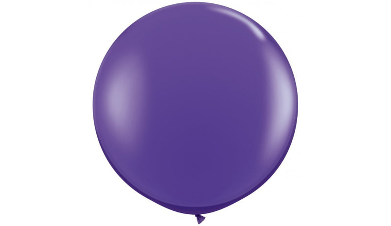 Pearl Purple -Helium Inflated