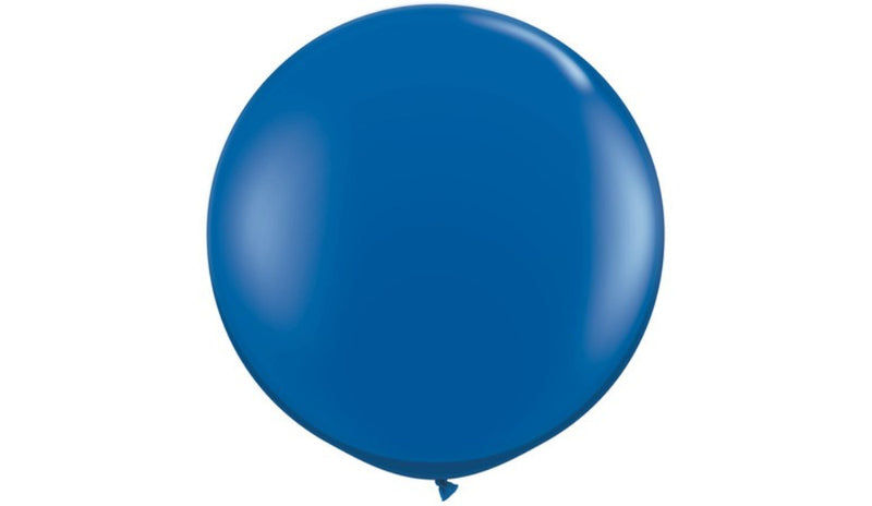 Pearl Sapphire - Helium Inflated - Balloon Express