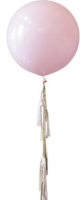 Baby Pink with tail - Balloon Express