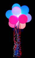Glow Cloud - Balloon Express