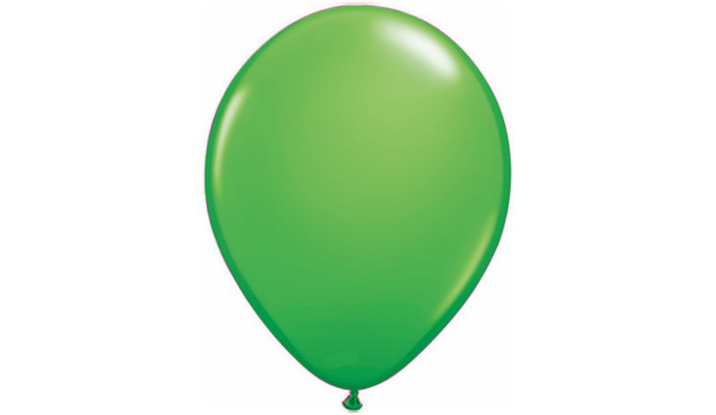 Spring Green -Helium Inflated - Balloon Express