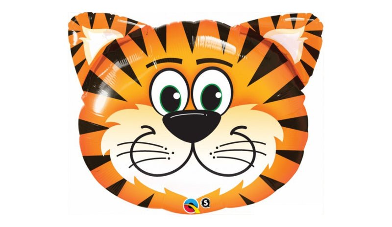 Super Shape Tiger Head