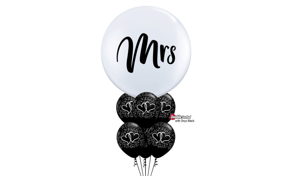 Call me Mrs - Balloon Express