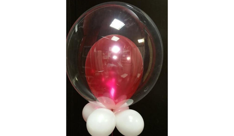 Deco Bubble with Collar - Balloon Express