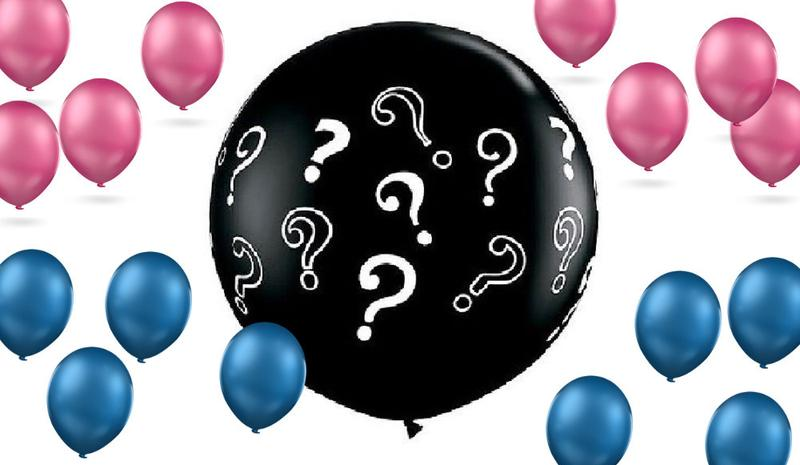 Girl or Boy Gender Reveal - Balloon Express