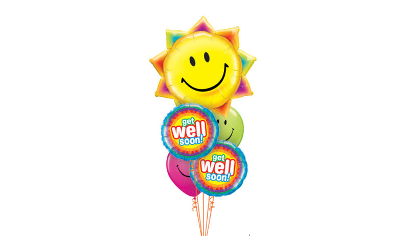 Get Well 01 - Balloon Express