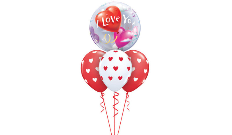 Love Bouquet 04 - Balloon Express