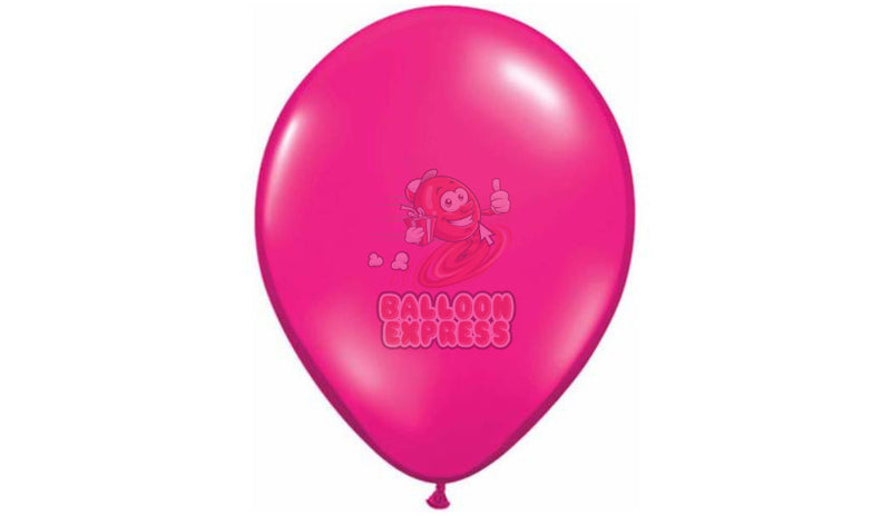 Magenta - Helium Inflated - Balloon Express
