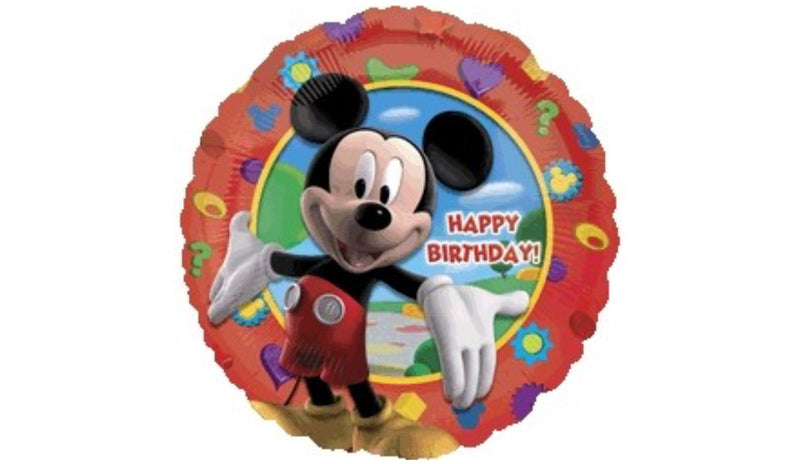 "18""  Mickey Clubhouse Birthday - Balloon Express"