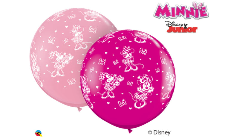 Disney Minnie Mouse a Round 36""