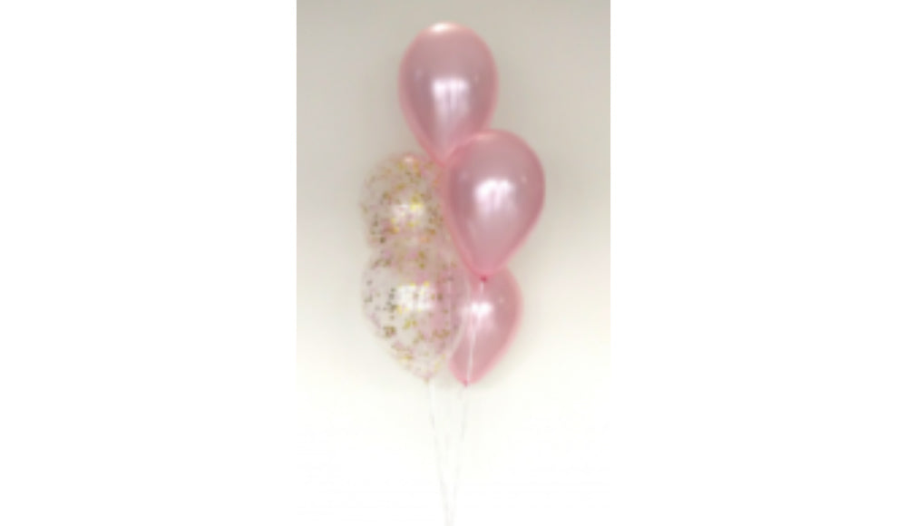 Simple & Elegant Glitz - Balloon Express