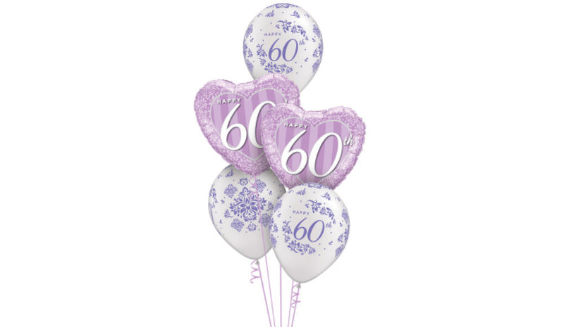 60th Anniversary - Balloon Express