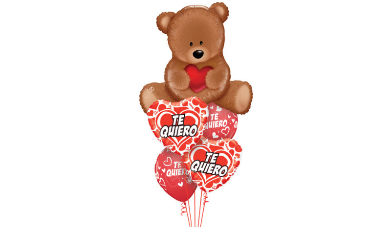 Teddy Bear Hugs - Balloon Express