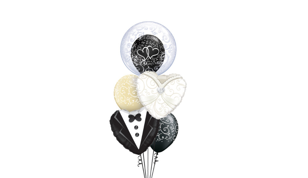 Wedding Bouquet I - Balloon Express