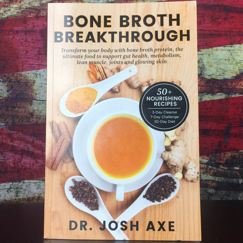Bone Broth Recipe Book 50+ RECIPES!