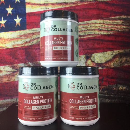 Dr Collagen Multi Collagen Protein (3PK)