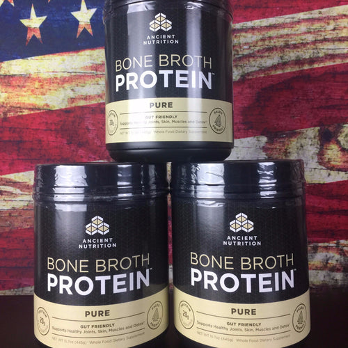 Bone Broth Protein Pure (3PK)