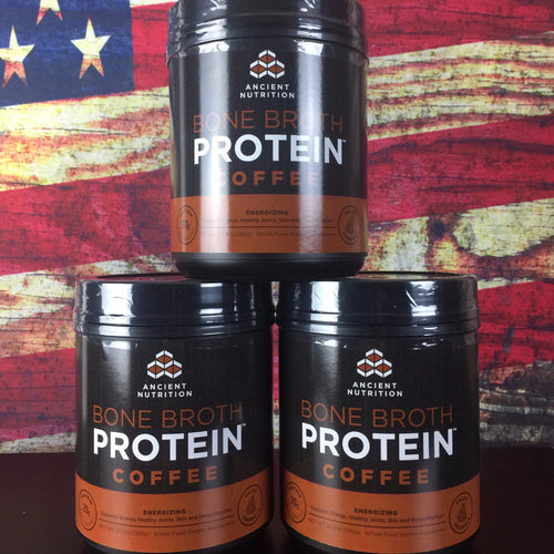 Bone Broth Protein Coffee (3PK)