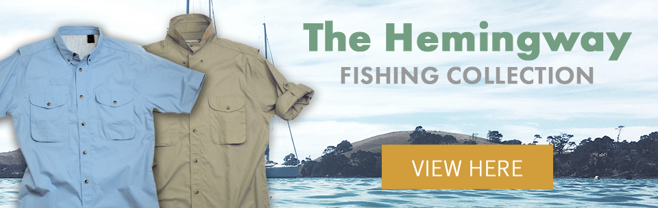 Hemingway Fishing Collection