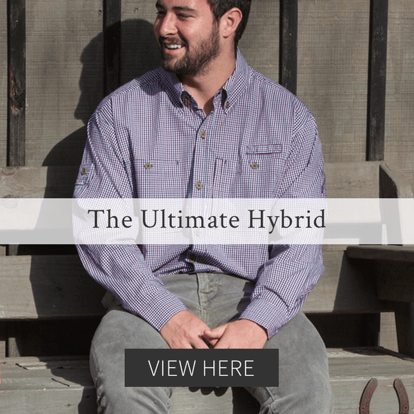 Ultimate Hybrid Explorer Shirt