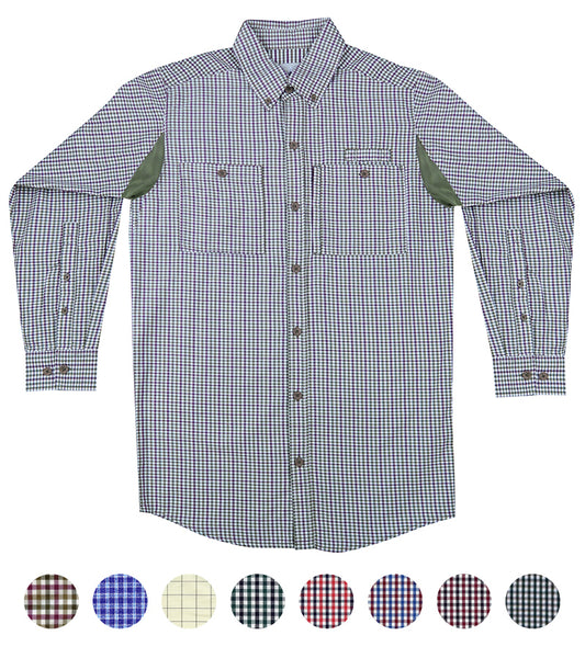 Hybrid Fishing Shirt Patterns