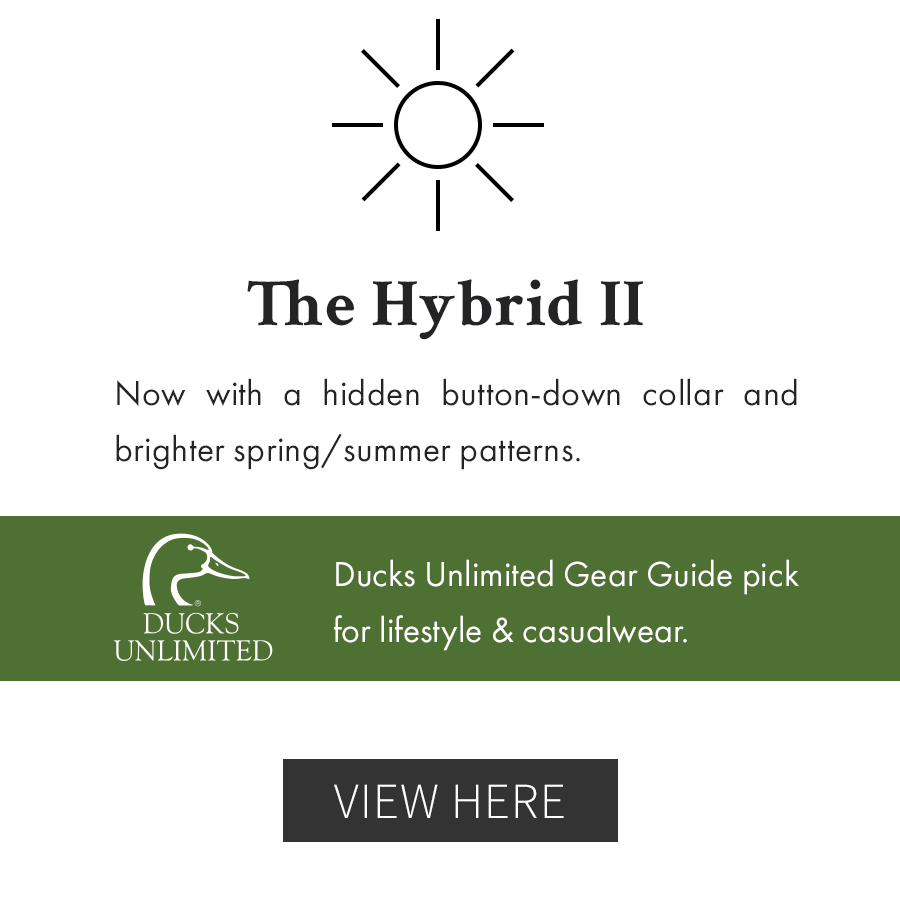 Hybrid II Summer Outdoor Shirt