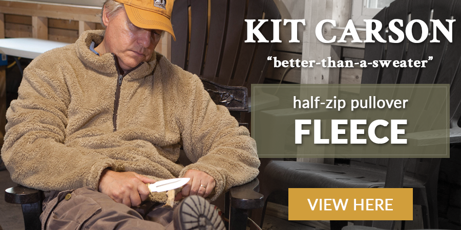 Kit Carson Half-Zip Fleece