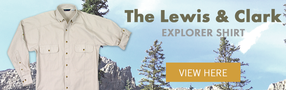 The Lewis & Clark Explorer Shirt