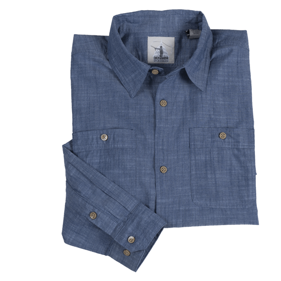 Chambray Sportsman Shirt