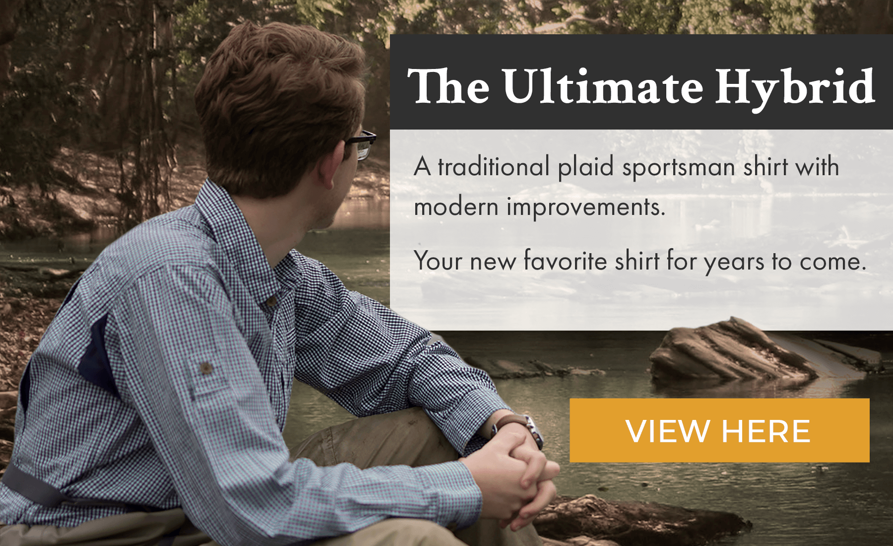 Hybrid Sportsman Shirt