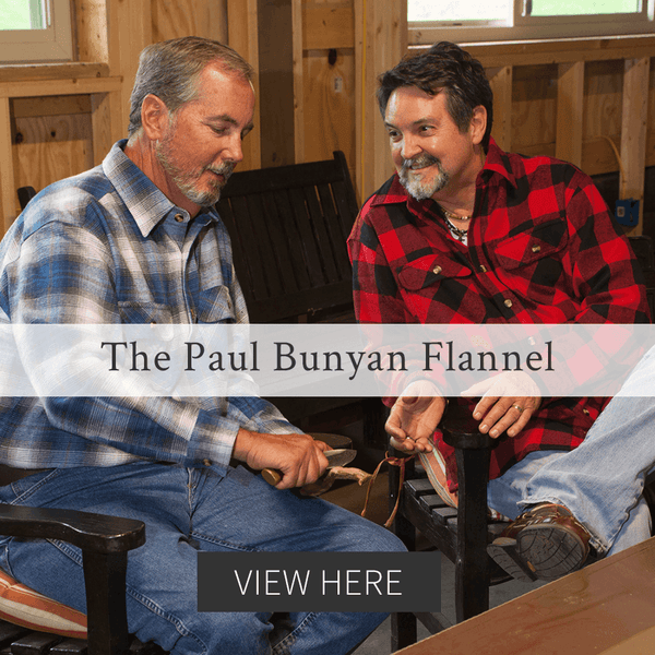 Paul Bunyan Flannel