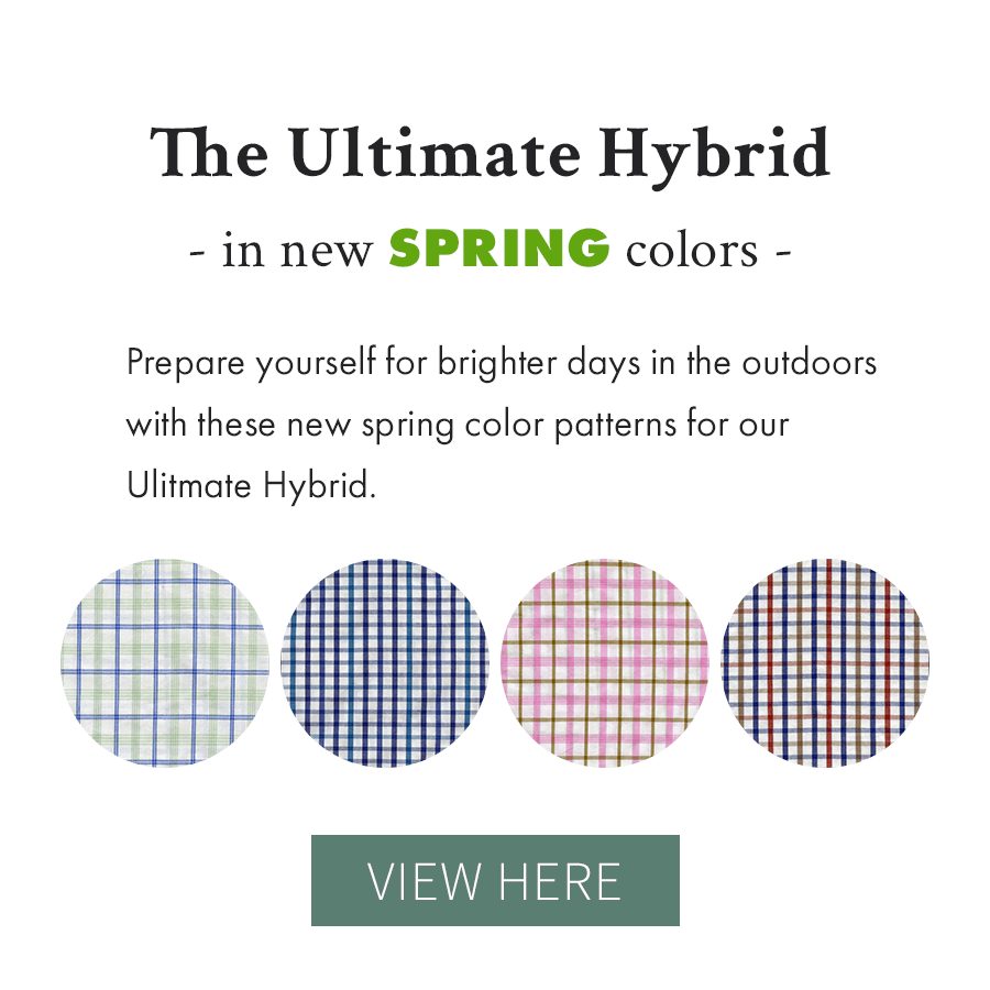 Ultimate Hybrid Spring Colors