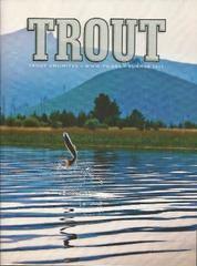 Trout Unlimited Magazine