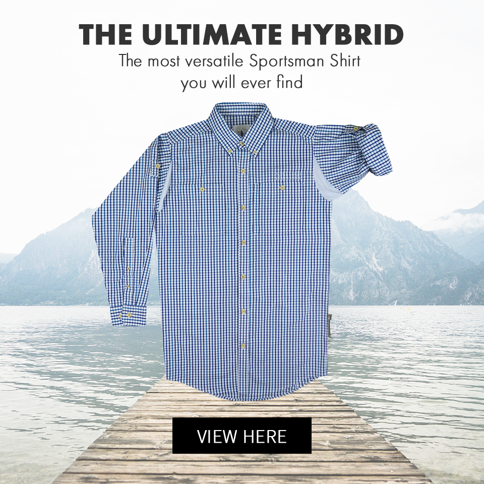 The Ultimate Hybrid Sportsman Shirt