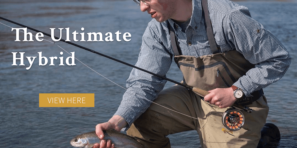Ultimate Hybrid Fishing Shirt
